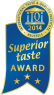 SUPERIOR TASTE AWARDS 2014